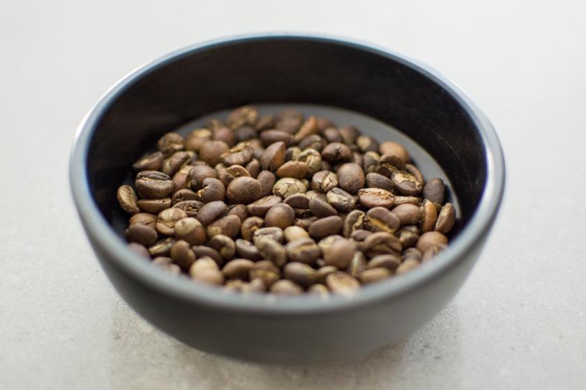 first crack home roast kenyan coffee cold brew versus hot